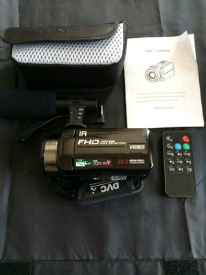 HD camcorder for Sale in Shickshinny, PA