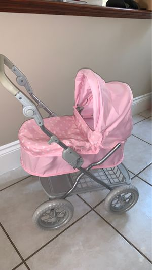 Pottery barn doll stroller for Sale in Pembroke Pines, FL