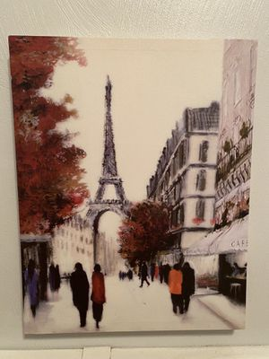 Paris canvas for Sale in Virginia Beach, VA
