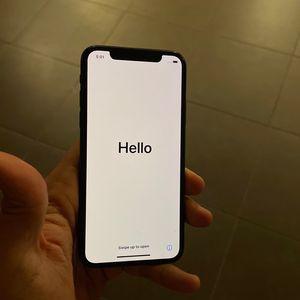 iPhone X Unlocked 64GB Black for Sale in Surprise, AZ