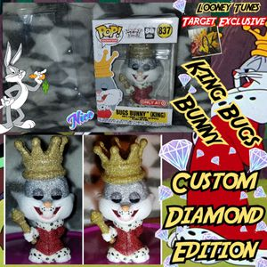 Funko Pop Diamond Edition Bugs Bunny for Sale in Doubs, MD