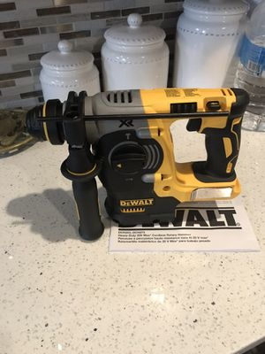 Dewalt rotary hammer drill XR new never used only tool for Sale in Wheaton-Glenmont, MD