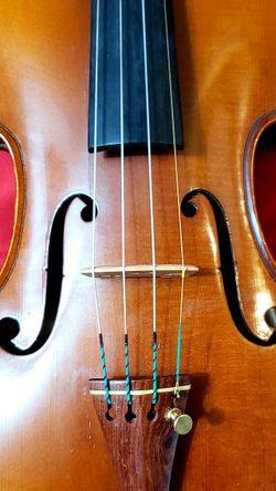 "Vintage French Violin ""A La Ville De Cremone... 1780"" with Bow for Sale in Happy Valley,  OR"