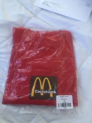 Travis Scott x McDonald's Sesame Inv III for Sale in San Jose, CA