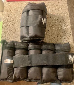 3 lb ankle weights for Sale in Odessa, TX