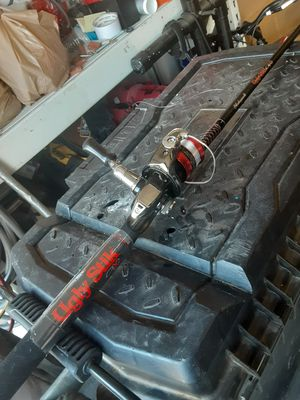 Ugly stick fishing pole and reel new for Sale in Fontana, CA