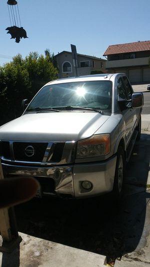 Nissan Titan 2009 for Sale in San Diego, CA