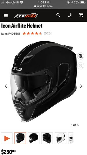 Icon Helmet Large for Sale in Dublin, OH