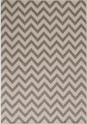 Indoor Outdoor Zigzag Pattern 8x10 Rug for Sale in Los Angeles, CA