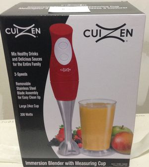 Immersion blender with measuring cup for Sale in Chicago, IL