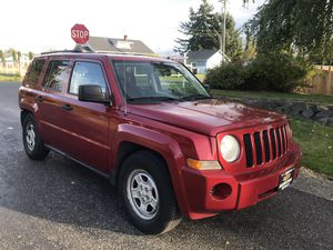 2009 Jeep Patriot 4WD 150k for Sale in Tacoma, WA
