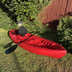 Sit-On Kayak with Paddle for Sale in Mesa, AZ