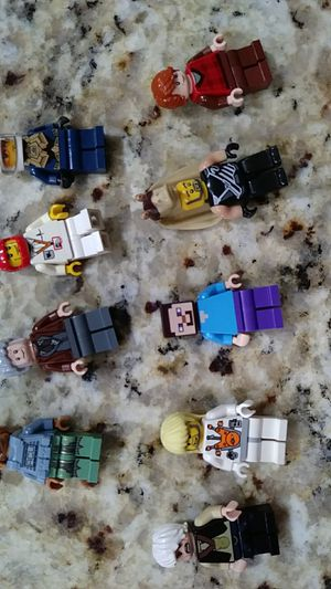 9 Lego people set for Sale in Miami, FL