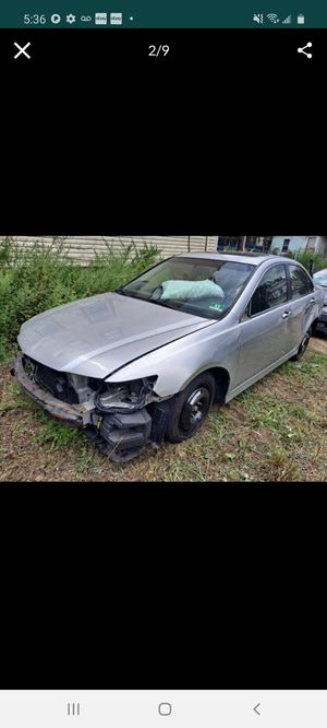 2008 acura tsx JUNK TITLE parts going fast for Sale in Delair, NJ