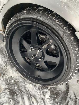 Rims wheels klutch ML7 for Sale in Methuen, MA
