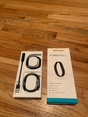 Fitbit Flex 2 fitness wristband for Sale in The Bronx, NY