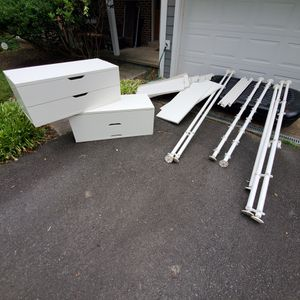 IKEA Stolmen Closet Storage System for Sale in Falls Church, VA