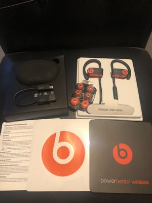 Pink Beats By Dre PowerBeats3 wireless Brand New Sealed. for Sale in Bell Gardens, CA