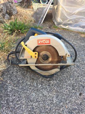 Ryobi saw for Sale in Portland, OR