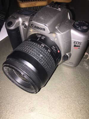 EOS SLR CANON REBEL XN (35MM FILM) for Sale in Phoenix, AZ