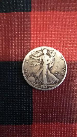 Silver half dollar for Sale in Los Angeles, CA