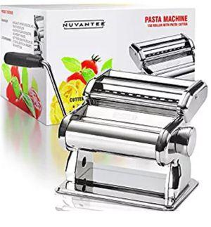 Nuvantee Countertop Pasta Maker New! Originally $36 for Sale in Ridgecrest, CA