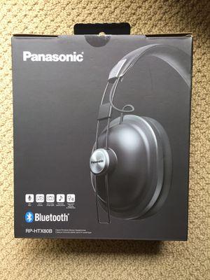 New- Panasonic Bluetooth wireless Headphone for Sale in Sammamish, WA