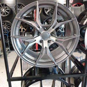 IPW Custom Wheels Model W531 Gunmetal Or Red for Sale in Scottsdale, AZ