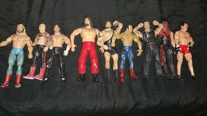 WWE action figures for Sale in Bell, CA