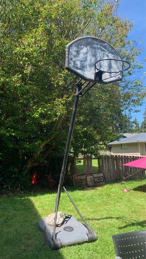 Huffy sports basketball hoop for Sale in Lynnwood, WA