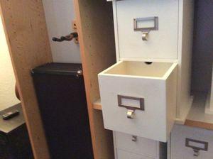 Storage containers well built, convenient size great storage units cds etc for Sale in Mandeville, LA