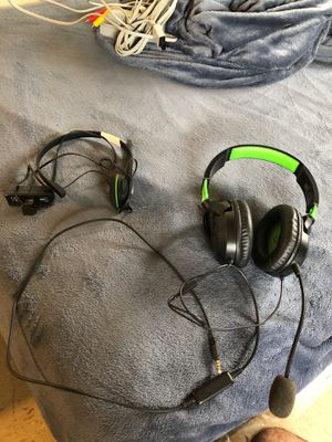 Xbox one headsets for Sale in Queens, NY
