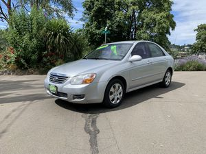 2007 Kia Spectra clean title low miles !!! Automatic !!! AC !!! for Sale in Oregon City, OR