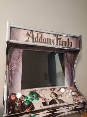 Addams Family custom arcade for Sale in Dundalk, MD