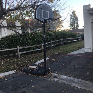Lifetime Basketball Hoop for Sale in Encinitas, CA