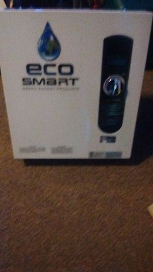 Electric smart water heater for Sale in Austin, TX