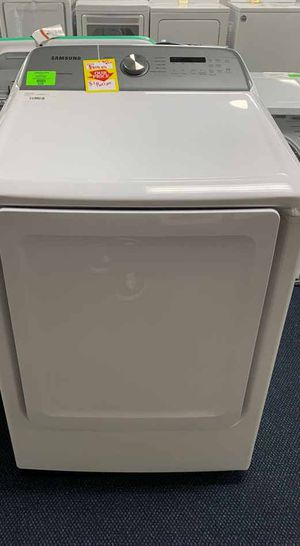Brand New Samsung Gas Dryer!! Come with Warranty! OH 5 for Sale in Inglewood, CA