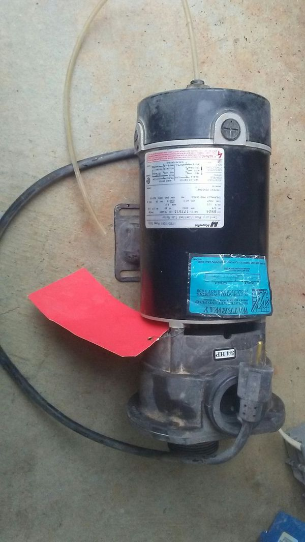MagneTek Pool/Jetted Tub motor
