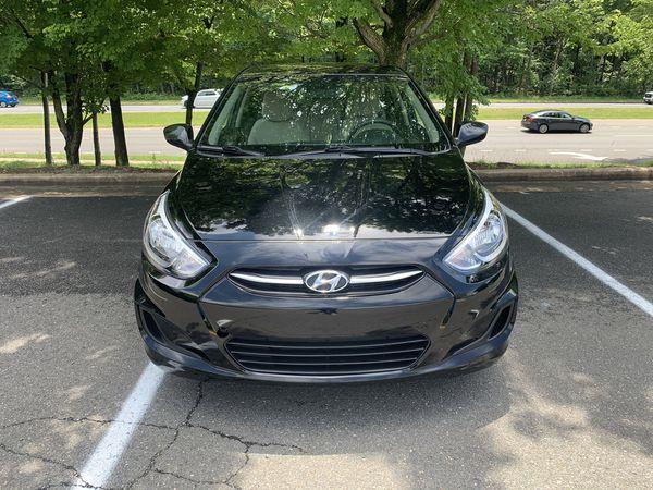 Hyundai Accent 2017 CLEAN TITLE