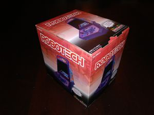 The Official Robotech game ColecoVision Color LCD Mini Arcade New for Sale in Los Nietos, CA
