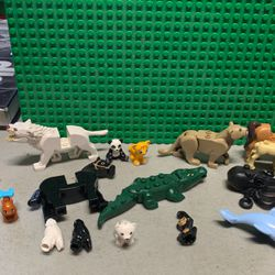 Lego Animals Sold Individually Message For Pri Es for Sale in Huntington Beach,  CA
