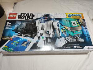 NEW LEGO Star Wars Boost Droid Commander STEM Coding Educational Building Set for Kids 75253 for Sale in Washington, DC