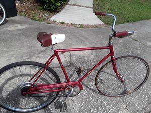 "Antique Schwinn Speedster, 5 speed bike but turned into single speed. 21"" frame. No brakes. $50 Firm. for Sale in Wesley Chapel, FL"