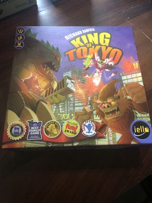 King of Tokyo board game for Sale in Austin, TX