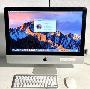 Apple iMac 21.5in. Mid 2011 MC309LL/A 8G 500GB Quad Core i5 2.5GHz with Wireless Keyboard and Mouse for Sale in Dallas, TX