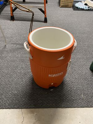 Homebrew insulated 5 gallon cooler with false bottom for Sale in Tampa, FL