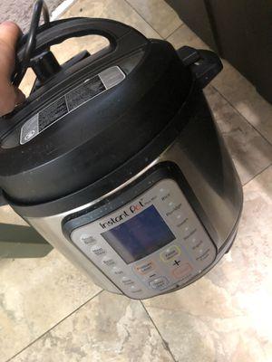 Instant Pot 3-quart for Sale in Anaheim, CA