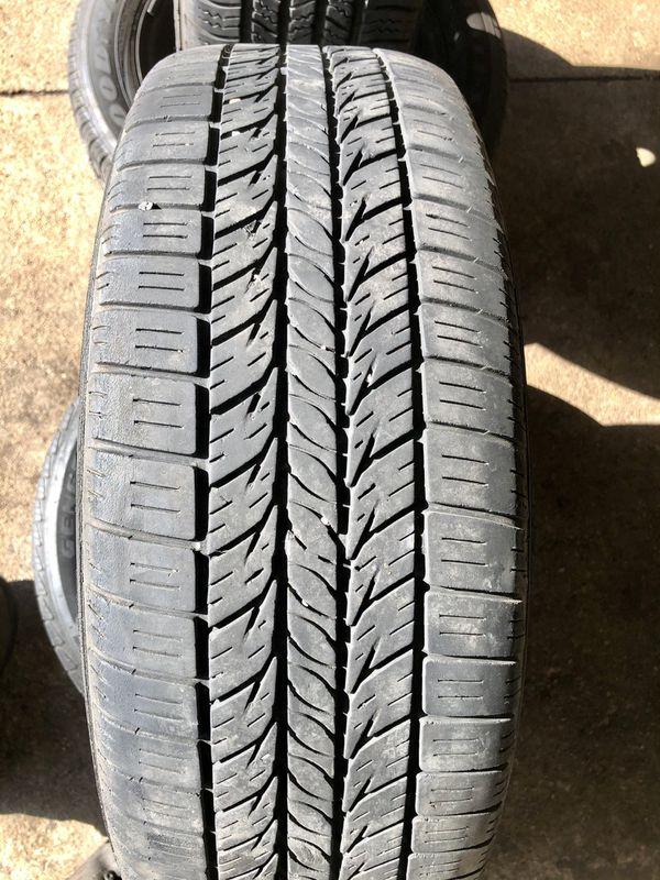 4x100mm Steel Rims/Tires