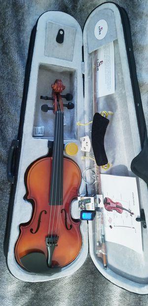 Brand New LIREQ Beginner/Student Violin 4/4 for Sale in Las Vegas, NV