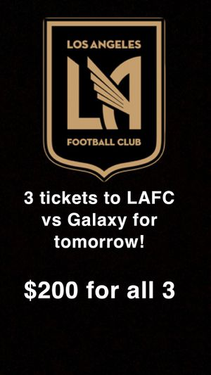 LAFC tickets for Sale in Irvine, CA